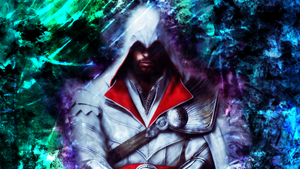 Ezio wallpaper by Agrijb