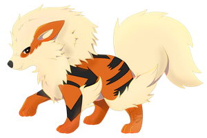 Arcanine by Konoei-Kreations