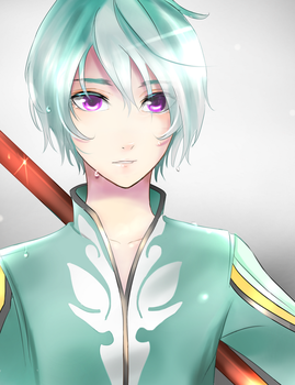 Mikleo by Selphie-T