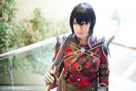 Rogue Hawke -Dragon Age II- by StarDustShadow