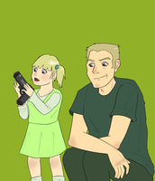 Tank Dempsey: Father Of the Year by NinjaSniperKitty