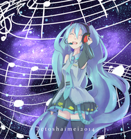I Sing For You by octoshaimei
