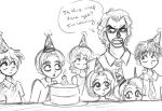Birthday Party by anago