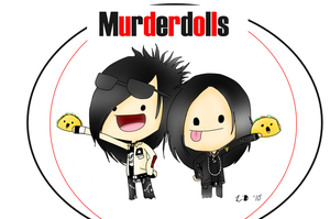Murderdolls :: TACOS YOU SAY by xx-VampirexMelly