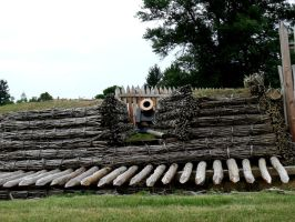 Howitzer Battery by MorganCG