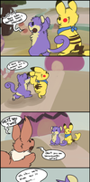 Dumb Intro Comic Thing by MikeyOpossum