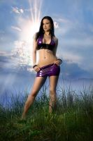Beach Latex w Sister Sinister by nikdesign