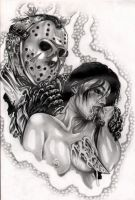 jason vorhees  thingy by SOULLESSMONSTER