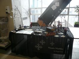 Mystic Marbles Jewelry Booth by Starlit-Sorceress