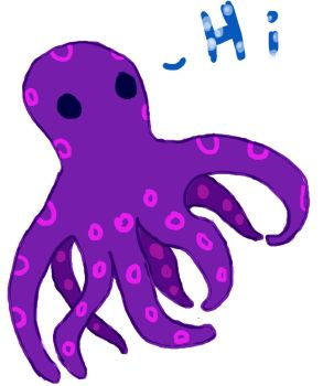 Octopi by colors-fruits-sweets