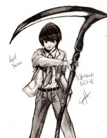 light  yagami by Fylv