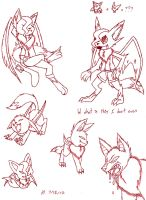 The Neverending Doodles - Takes Longer in College by VibrantEchoes