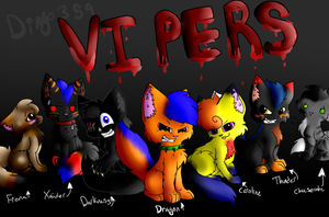 The Vipers by dingo359
