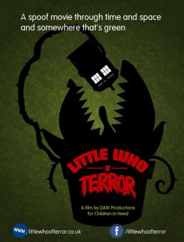 Little Who of Terror - a Spoof Movie (The Poster) by davidnagel