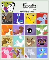 Favorite Pokemon Type Meme by ashleypaige82889