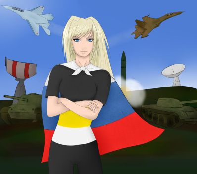 Russia by SouKir