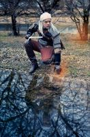 Geralt - The trace is fresh, we must be close by Ruun