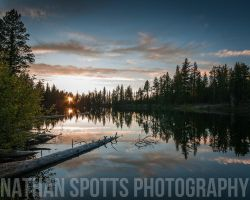 Reflection Lake by nathanspotts
