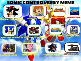 Sonic Controversy Meme by PurpleComet5