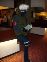 Kakashi again by sailorstar1717