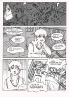 Divine Comedy Page 1 by KaelStormborn