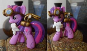 MLP: FiM Twilight Sparkle blind bag welovefine mod by elfy016