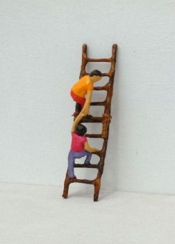 Climbers by aakritiarts