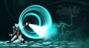 Dust: An Elysian Tail- [DUST STORM] Wallpaper:. by SemiFloating