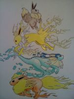 What will Eevee evolve into by RedZedEMo