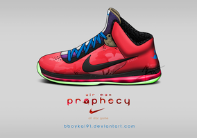 Nike Air Max Prophecy 'All Star Game' by BBoyKai91