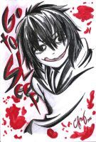 Jeff the Killer by Errors1007