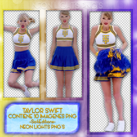 Taylor Swift -Shake It Off Video2 -NeonLightsPNG'S by SoffMalik