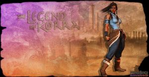 Legend of Korra by MongoBongoArt