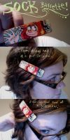 Character Barrettes by real-faker