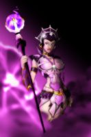 Evil Lyn by witchhunter-geist