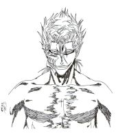 Grimmjow Jeagerjaques 002 by ruddyPAWEU