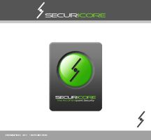 Securicore logo by 40-thieves