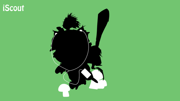 LOL Ipod - Teemo by Quiet-Lamp