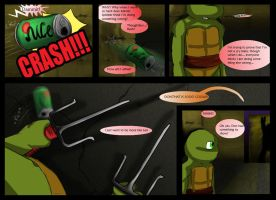 TMNT At Heart- CH2 - PG6 by DogmaticLoki