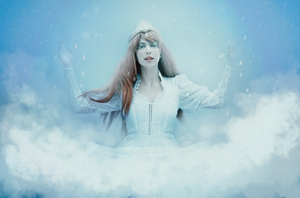 Snow Queen by sugarvengeance