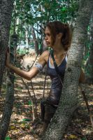 Lara Croft Cosplay (5) by keeplookingup