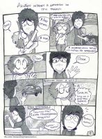 Me And My Man Comics: Trip Fail p.1 by IcebergLonely