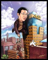 Mr. Rudy Tjandra from AG bank by Kofee77