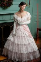 pink hold tummy by eyefeather-stock