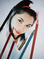 pencils all over by winwinwinwin