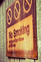 No Smoking by Johnny23xx
