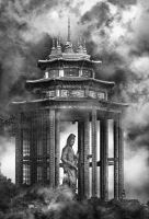 SILENT HILL TEMPLE by SAMLIM