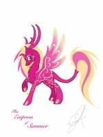 The Empress of Summer by PoshPegasus