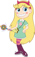 Star Butterfly by Doctor-G
