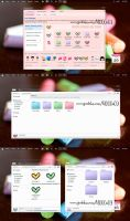 Coloring heart (k1000a09) theme iconpackager by k1000adesign